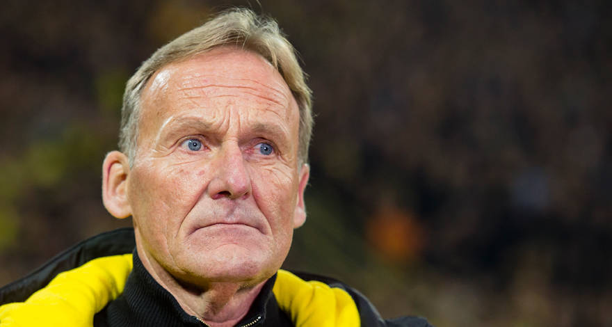 Ватцке: «Клубы Бундеслиги терпят огромные убытки. Но «Боруссии» ничего не угрожает»