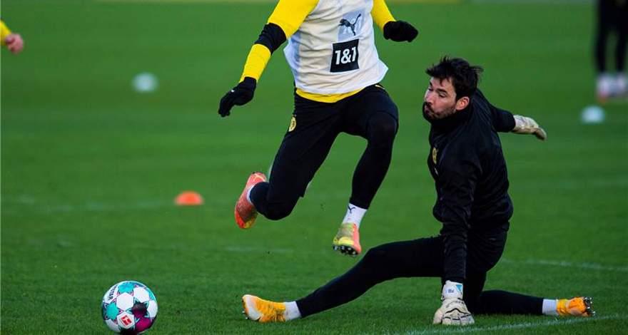 Вратарь «Боруссии» Бюрки называет цель сезона: «Всё остальное будет большим разочарованием».