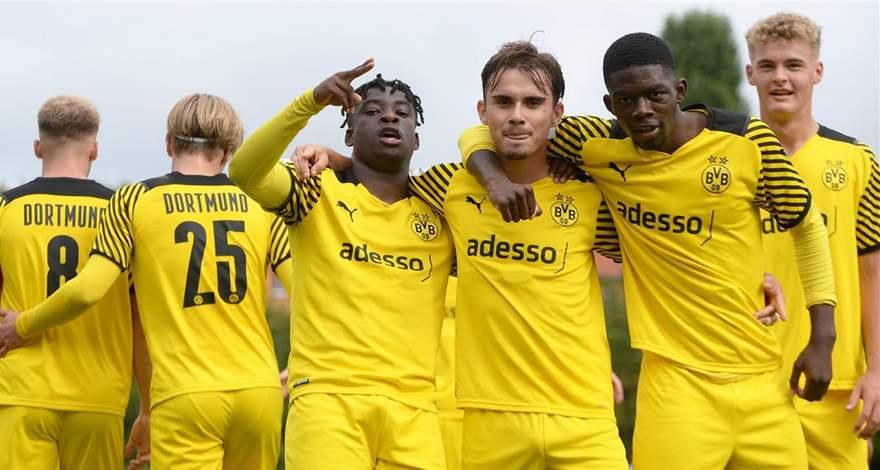 Юношеская лига УЕФА: таланты «Боруссии» стремятся поскорее начать игру и ставят перед собой большие цели.
