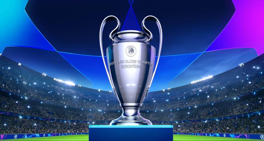 Жеребьевка 1/8 финала Лиги Чемпионов состоится в понедельник!
